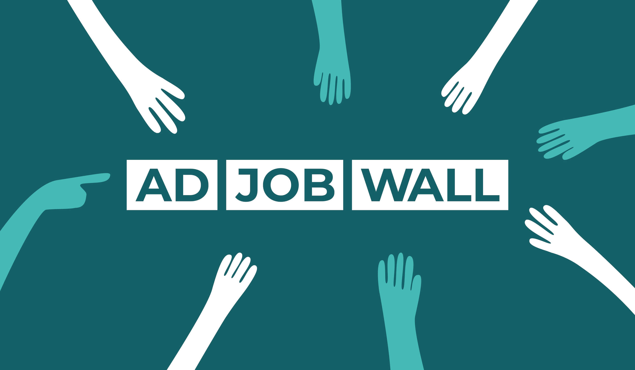 Ad Job Wall